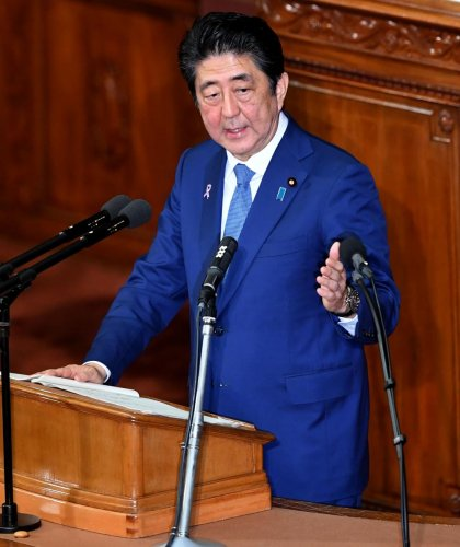 Japan vows to bolster defense amid N Korea threat