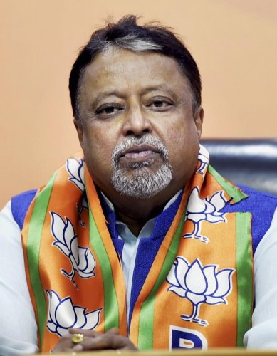 Mukul Roy moves Delhi HC against phone tapping