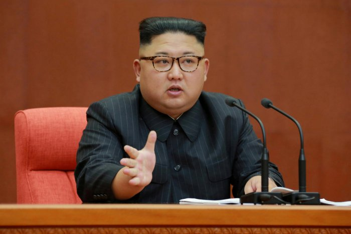 N Korea aggressively working on ballistic missile sub, says report