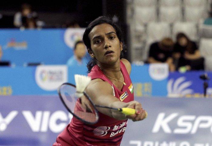 Sindhu suffers shock defeat in China Open