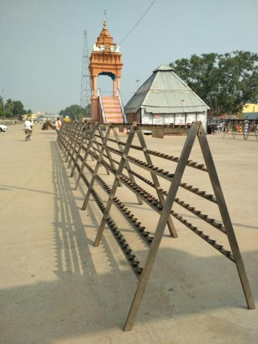 Lakshadeepotsava at Yediyur today