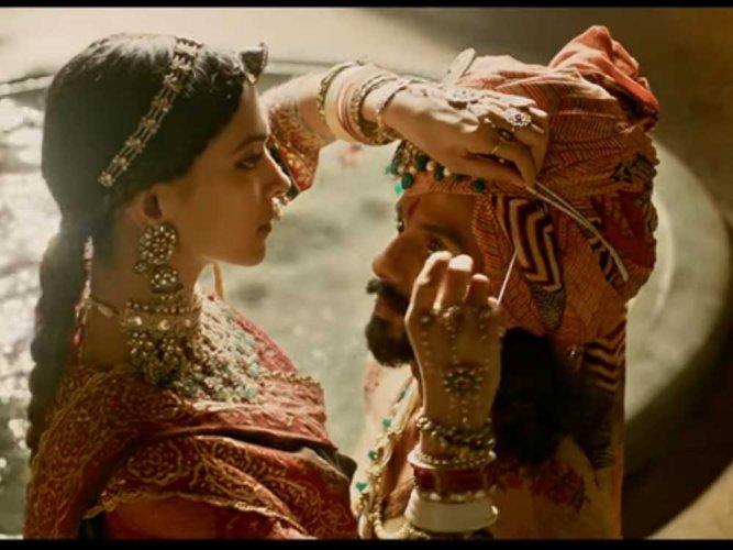 Fact and fiction singe together as Padmavati burns