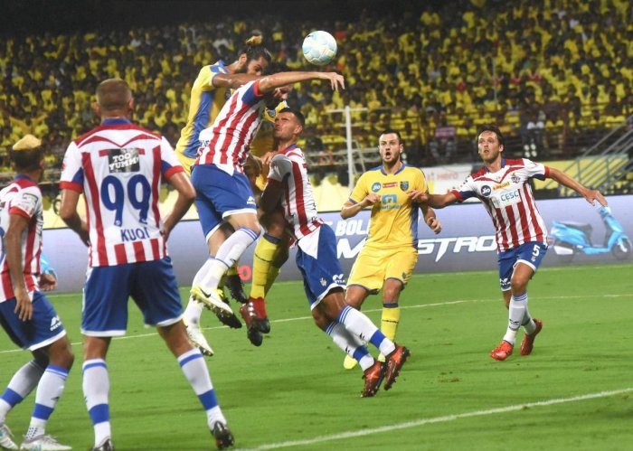 Champs ATK, Blasters in goalless draw