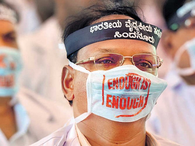 Health activists decry climbdown on KPME Bill, docs hail it