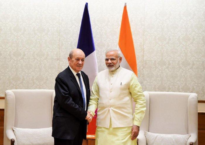 France hails Rafale deal