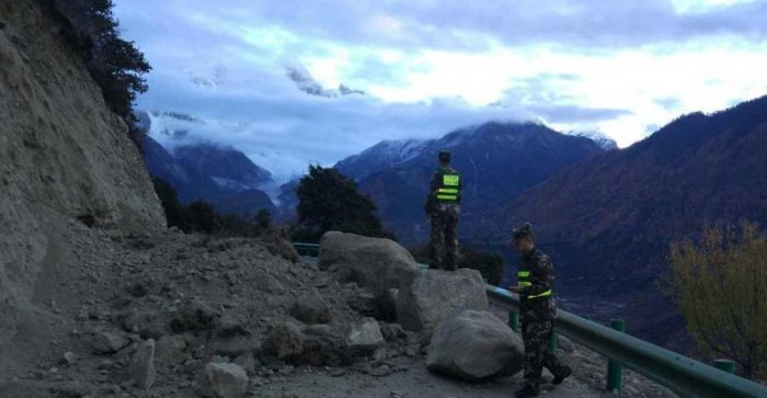 Strong earthquake rattles Tibet but only minor damage reported