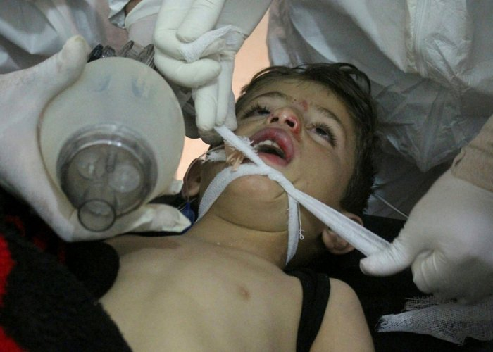 Russia again vetoes bid to renew Syria gas attacks probe