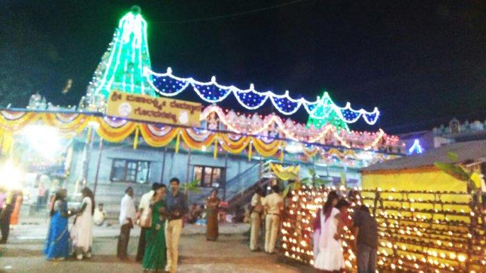 Lack of publicity affects Goravanahalli Lakshadeepotsava
