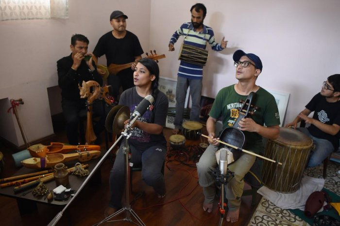 Nepal's musicians retune to tradition