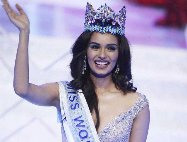 India's Manushi is new Miss World