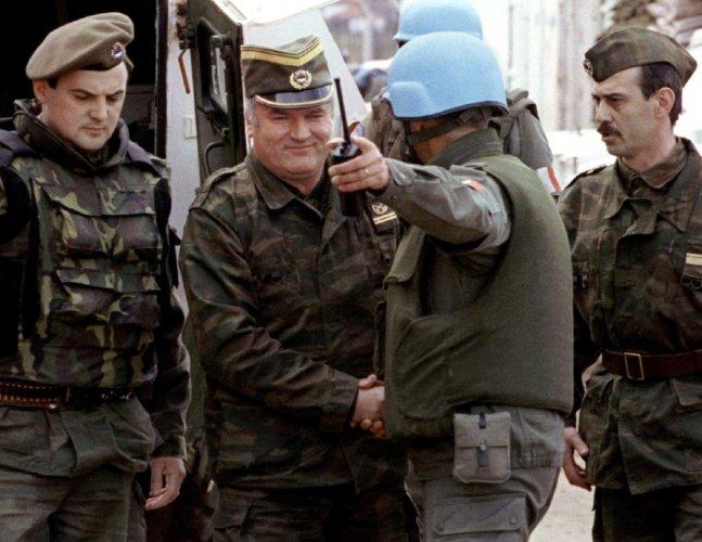 'Butcher of Bosnia' faces historic war crimes verdict