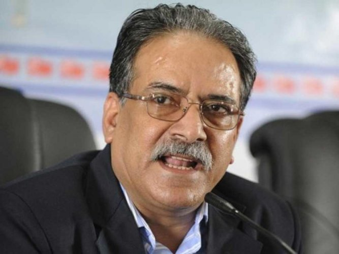 Prachanda's only son dies due to heart failure