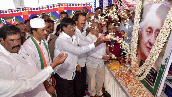 'Indira's ideologies relevant today'