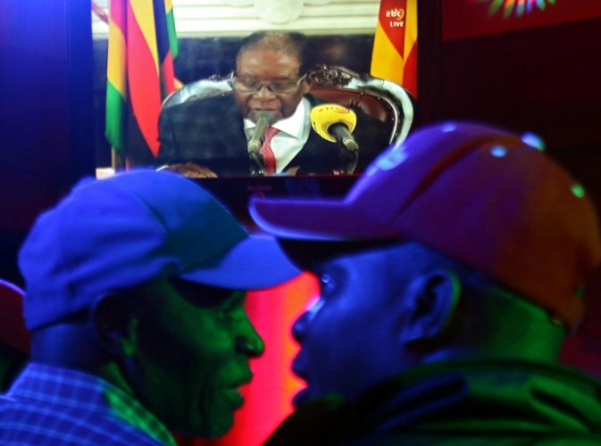 Mugabe clings to office, defies resignation expectations in TV speech