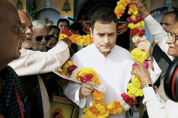 Rahul Gandhi's elevation: CWC meet underway
