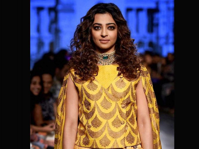 Men also face sexual abuse in film industry: Radhika Apte