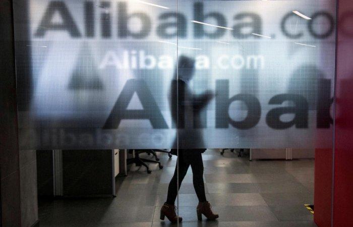 Alibaba takes $2.9 billion stake in food retailer
