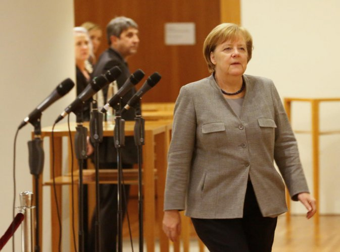Germany in political turmoil as coalition talks fail