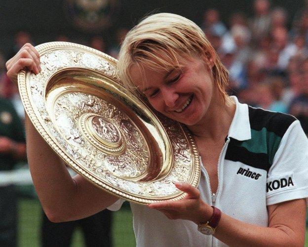 Former Wimbledon champion Jana Novotna no more