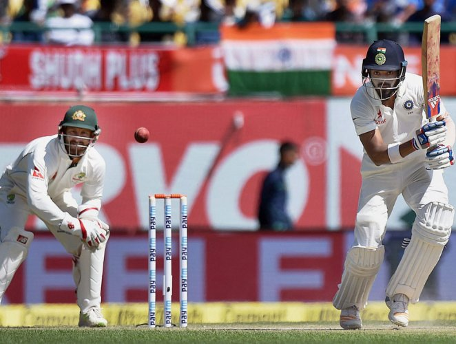 Rahul not bothered by Lanka's 'time-wasting'