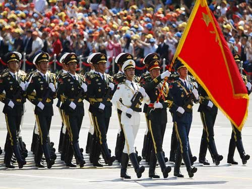 China renews proposal for border code of conduct