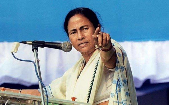 Leaking of Aadhaar card details dangerous: Mamata
