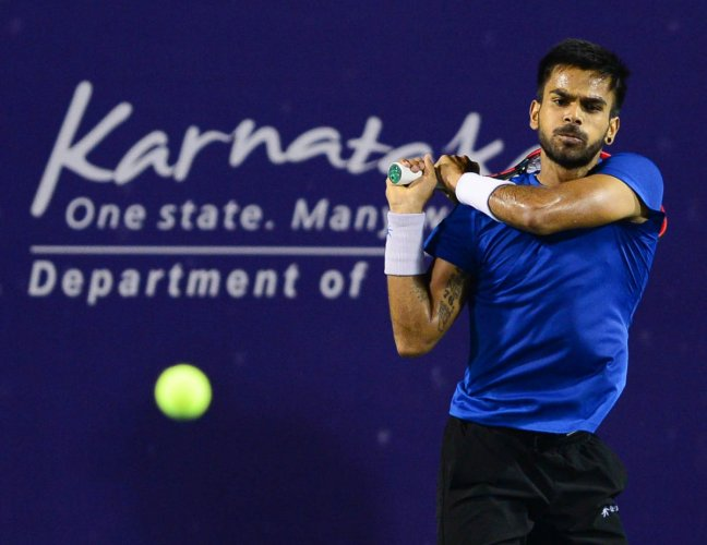 Easy wins for Prajnesh, Sumit