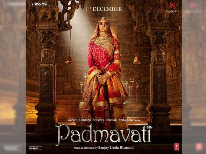Censor board needs space and time to decide on 'Padmavati'