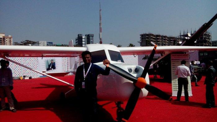 Mumbai pilot's aircraft gets DGCA registration