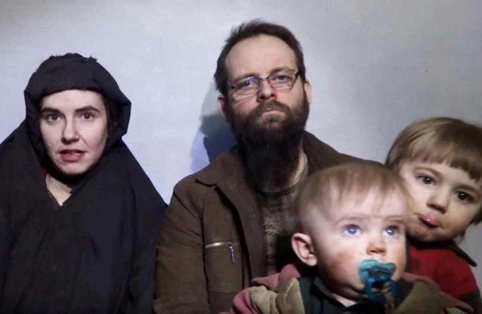 US mom details brutality at hands of Taliban faction