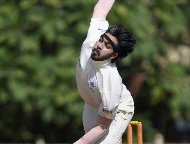 Dhawan, Bhuvi released, rookie all-rounder Vijay Shankar in