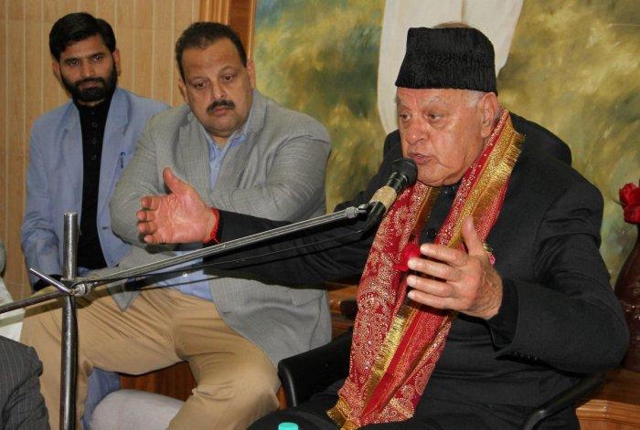Delhi HC refuses to pass order against Abdullah over PoK remarks