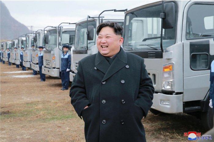 China urges talks after US brands N.Korea terror sponsor