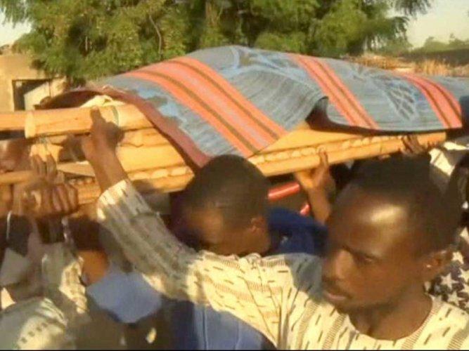 Suicide bomber kills at least 50 in Nigeria