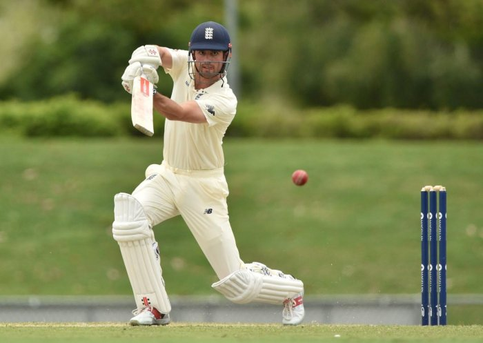 There are no magic balls, says Cook
