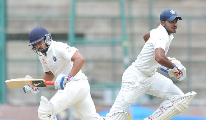 Vijay Shankar living his long-cherished dream