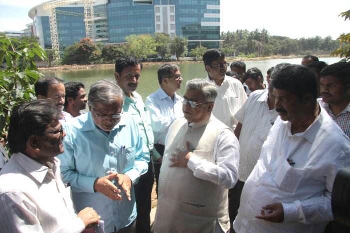 Relief for Bagmane Tech Park? Panel provides alternative to encroachment