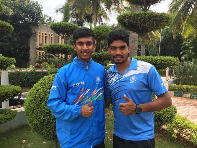 Hockey World League Final: Chikte, Suraj are battle ready