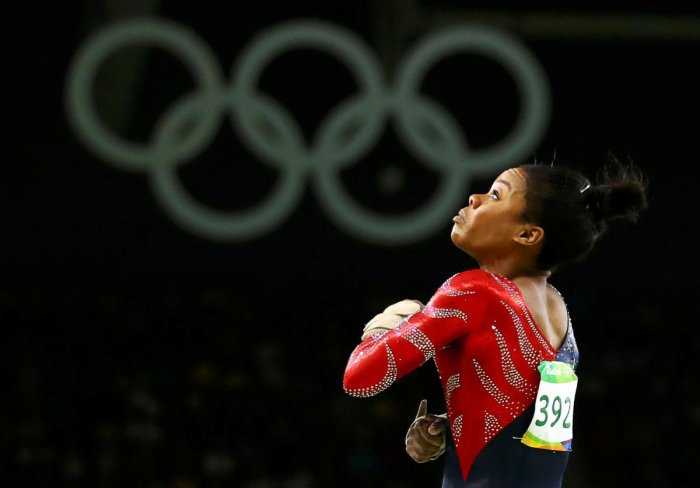 Three-time US Oly gold medalist Gabby Douglas says doctor sexually abused her