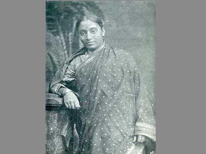 Rukhmabai, pioneer of women's rights, celebrates 153rd birth anniversary