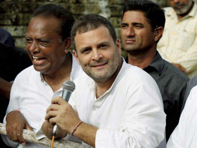 Delhi HC rejects plea against Rahul Gandhi