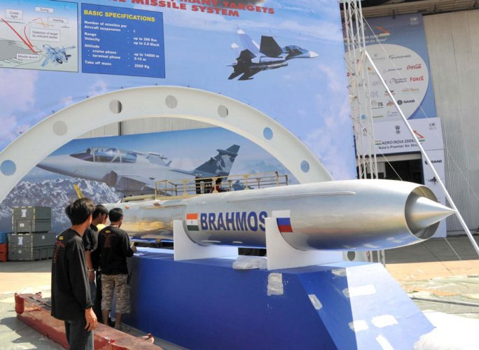 Brahmos test fired from Sukhoi fighter jet for first time