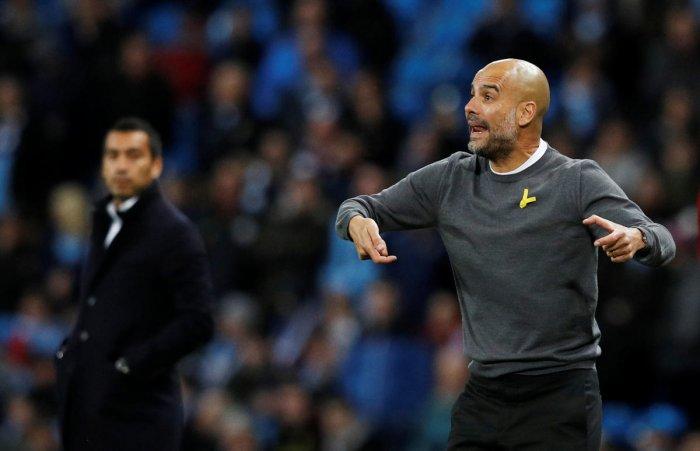 Guardiola targets Champions League milestone