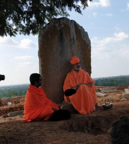 Mahabhisheka for Bahubali at Arethippuru from Dec 1