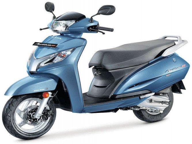 Honda's Activa crosses 20 lakh sales milestone in 7 months
