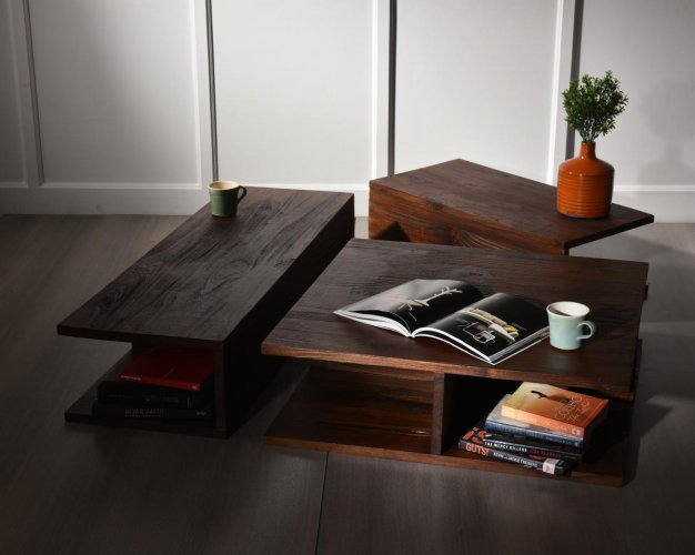ABCs of wooden furniture