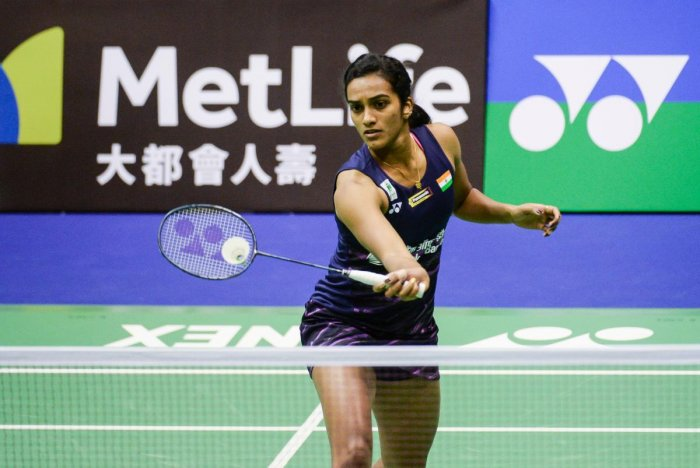 Sindhu sails through, Nehwal exits