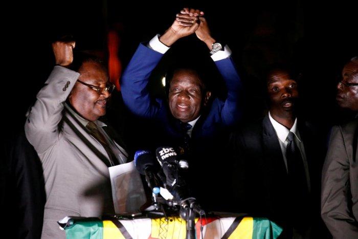 Mnangagwa told Mugabe he will be safe in Zimbabwe: State media