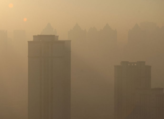 Light pollution rising rapidly worldwide: study
