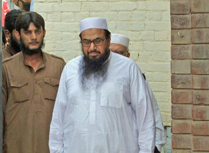 Pak should arrest, charge Saeed for his crimes: US